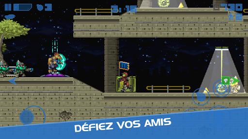 Code Triche Spartan Firefight APK MOD screenshots 4