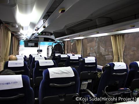 中国JRバス「浜田道エクスプレス」 ・626 車内_04