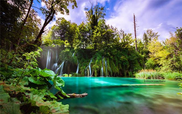 Jiuzhai Valley Themes & New Tab