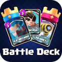 Battle Deck Clash Royale icon