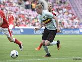L'équipe belgo-allemande de Christoph Daum