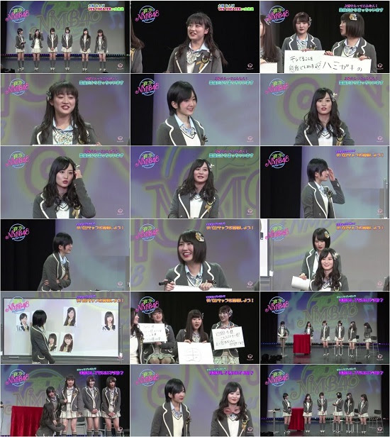 (TV-Variety)(720p)(NMB48) You'll got NMB48 ep04 170323