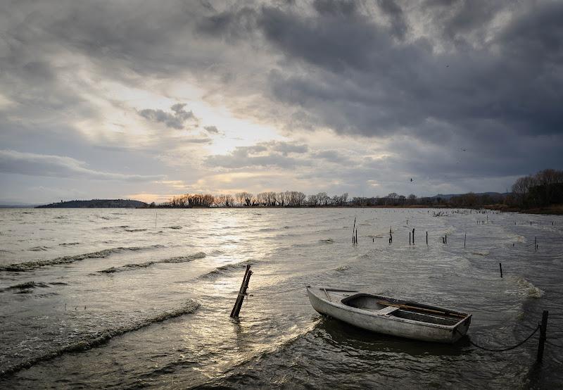 La barca solitaria di rudysgarro