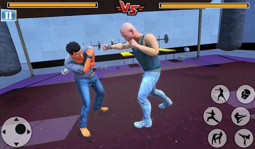 fighting games club 2019: bodybuilder wrestling