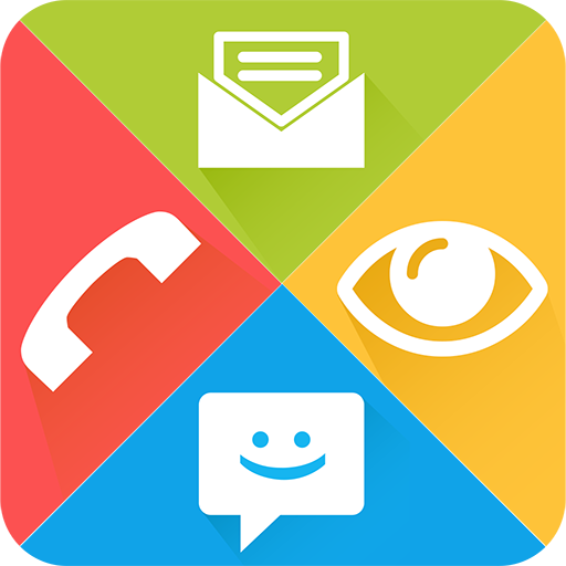 Free Phone Tracker - Monitor calls, texts & more Icon