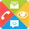 Free Calls and SMS tracker icon