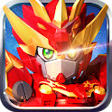 Superhero War: Robot Fight - City Action RPG icon
