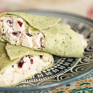 Cranberry Almond Chicken Salad Recipes.