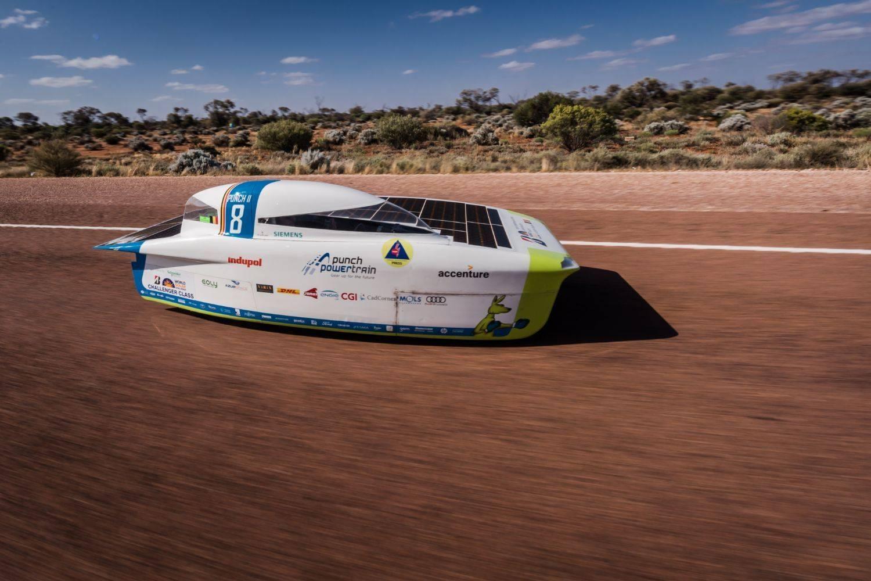 Carrera Solar Atacama 2018