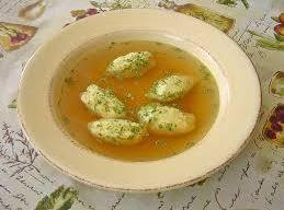 Griess Nockerl Suppe Recipe