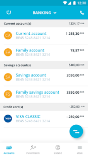 Keytrade Bank - náhled