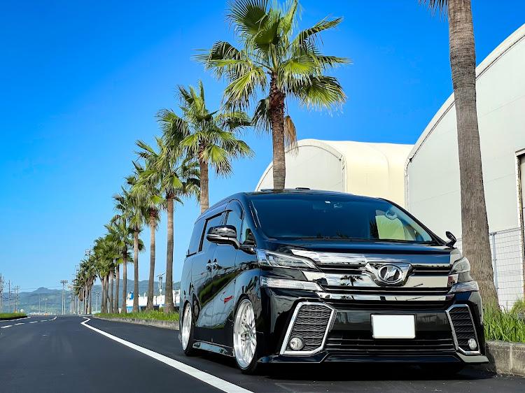 ヴェルファイア AGH30Wの愛車紹介,ドライブ,カメ活,ピックアップに選ばれたいに関するカスタム&メンテナンスの投稿画像3枚目