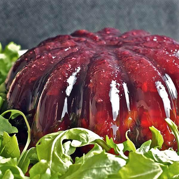 Cranberry Jello