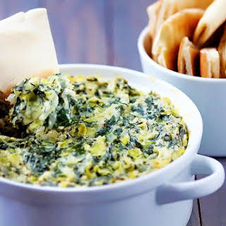 Spinach Artichoke Dip Without Mayonnaise Recipes.