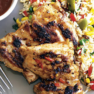 Grilled Portuguese Chicken.