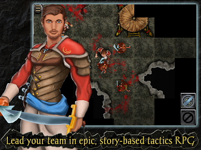 Heroes of Steel RPG Screenshot 18