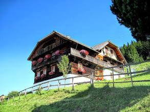 Photo: Gehöft Hochreiter oberhalb Mainhartsdorf bei Oberwölz