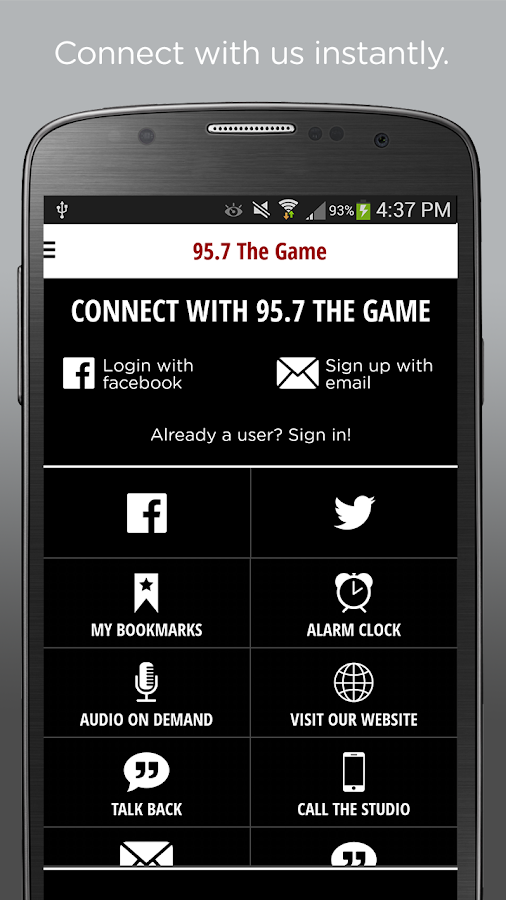 95.7 The GAME- screenshot
