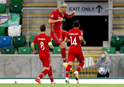 L'UEFA a tranché concernant le match entre la Roumanie et la Norvège, un choix qui condamne l'Irlande du Nord à la relégation
