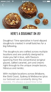 Doughnut Time- screenshot thumbnail