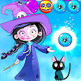 Bubble Shooter - Witch Rescue apk