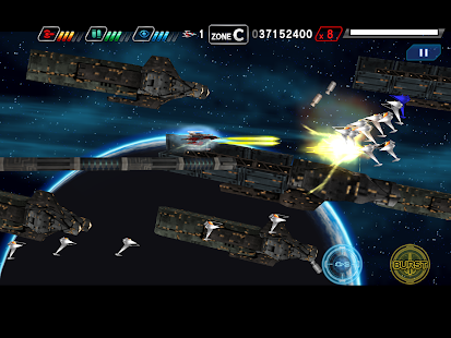 DARIUSBURST -SP- Screenshot