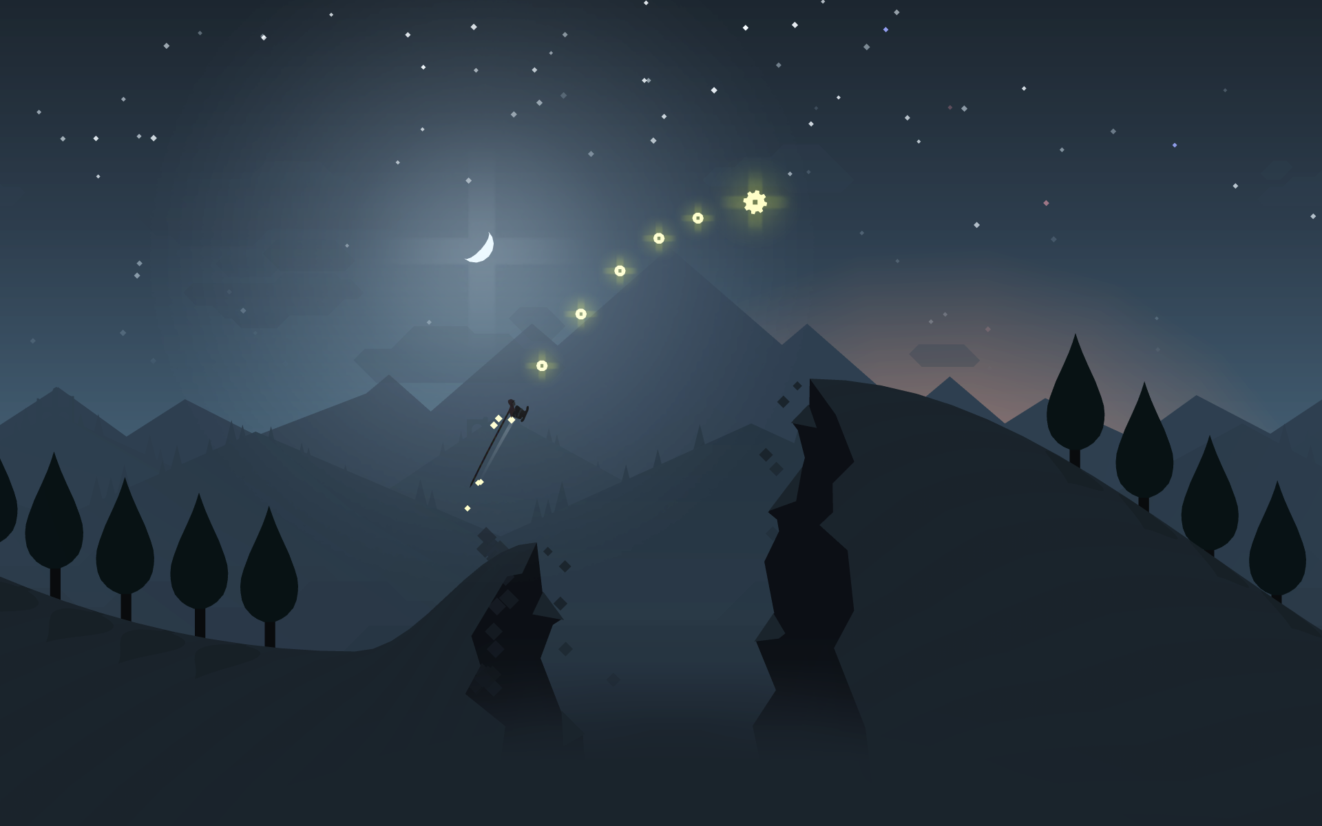 Alto's Adventure screenshot #17