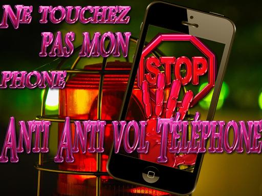 حماية من سرقت الهاتف بدون نيت