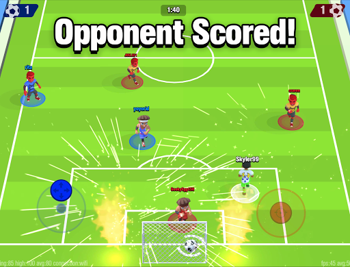 Soccer Battle screenshots 21