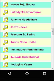 Kannada Melodious Old Songs - náhled
