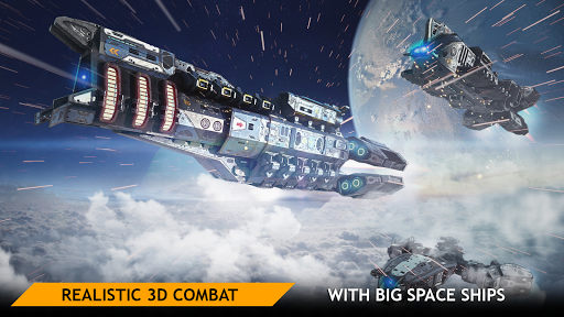 Planet Commander Online: Space ships galaxy game 1.14 screenshots 3