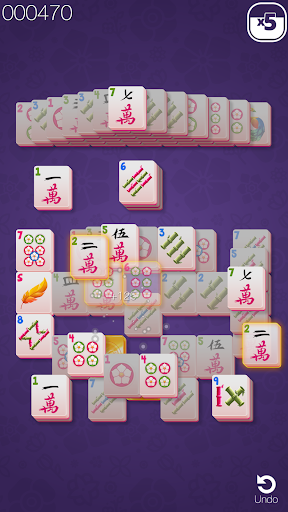 Gold Mahjong FRVR - The Shanghai Solitaire Puzzle - screenshot