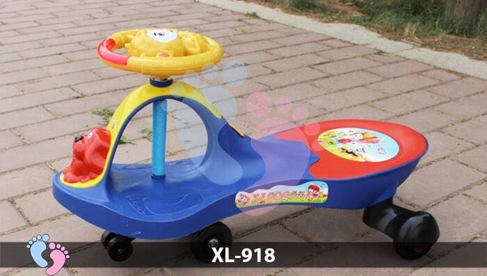 Xe lắc trẻ em Broller XL-918 7