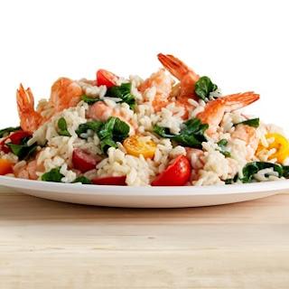 Garlic Shrimp Risotto Recipes.