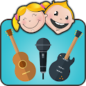 Music Games for Kids icon