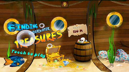 Finding Underwater Treasures screenshot 0