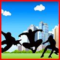 Spider super man Run icon
