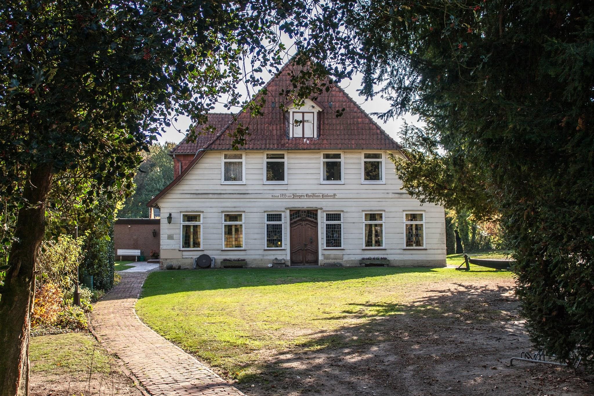 Findorffhaus in Osterholz-Scharmbeck