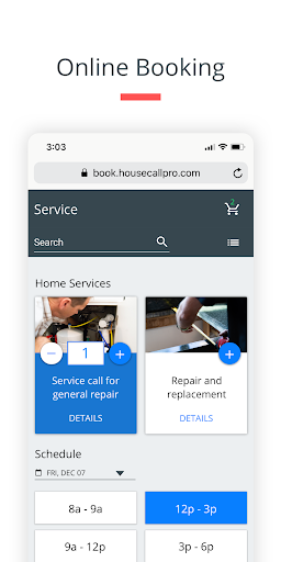 Housecall Pro 3.6.4 screenshots 2