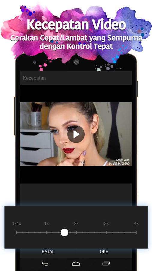 VivaVideo: Editor Video Gratis- screenshot