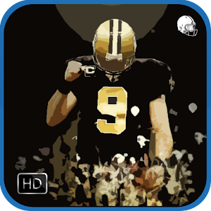 Drew Brees Wallpaper Art NFL