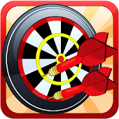 Dart Shooter - Spinning Board