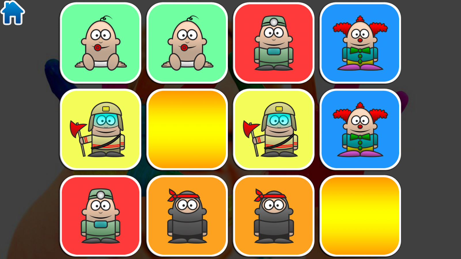 Kids Educational Game 3 Free Screenshot