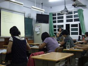 Photo: 20110928美語好好玩Ⅲ–初級會話