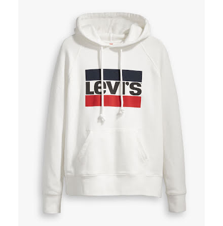 Levi's Graphic sport hoodie marshmallow