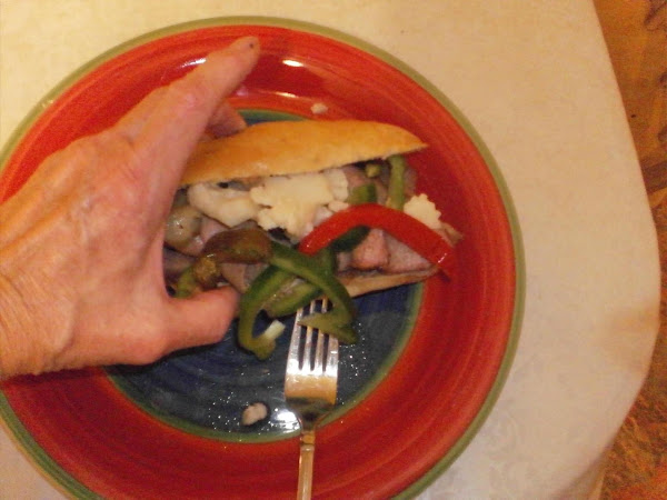 Authentic Italian Beef For Sandwiches Recipe