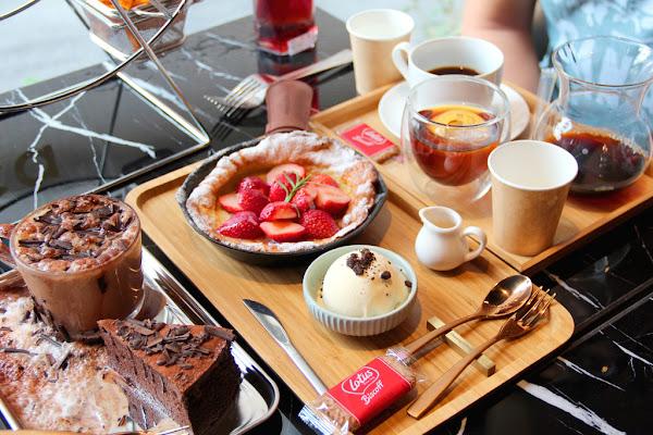許你一段浪漫優閒的午後時光 季洋咖啡旗艦餐館