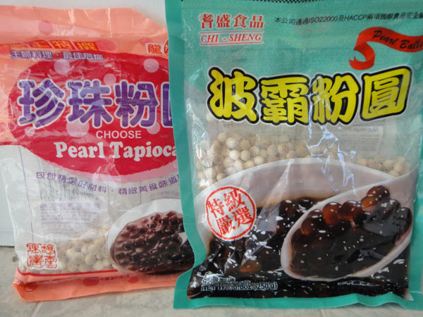 bubble tea, pearl tea, tapioca, Asian, Gong cha, tapioca balls, green tea, easy, how to make, Hot Girls Cooking, New Zealand (NZ) Cooking, Cooking for real, 新西兰烹饪,配有照片的食谱教程