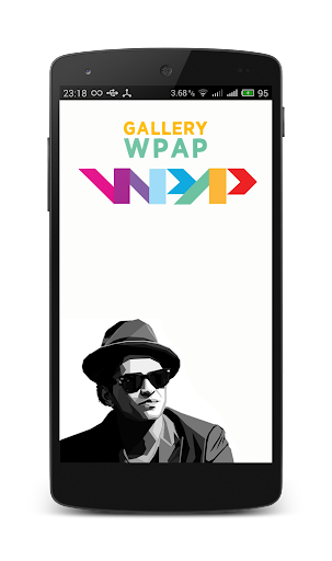Galeri Wallpaper WPAP