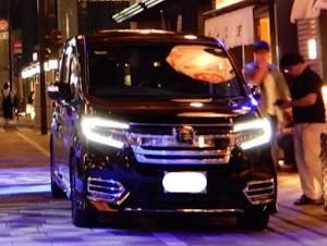 ステップワゴン  SPADA-HYBRID  G-EX   のカスタム事例画像 ゆうぞーさんの2018年09月17日21:30の投稿